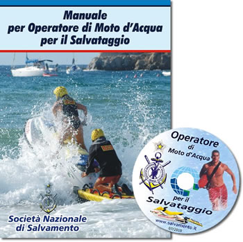 Manuale Operatore con Moto d'Acqua